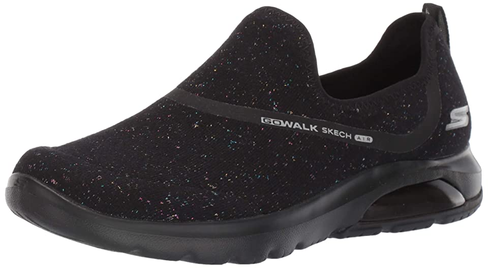 独特の取り付け不確実[スケッチャーズ] レディース Go Walk Air-16097 スニーカー US サイズ: 7.5 カラー: ブラック