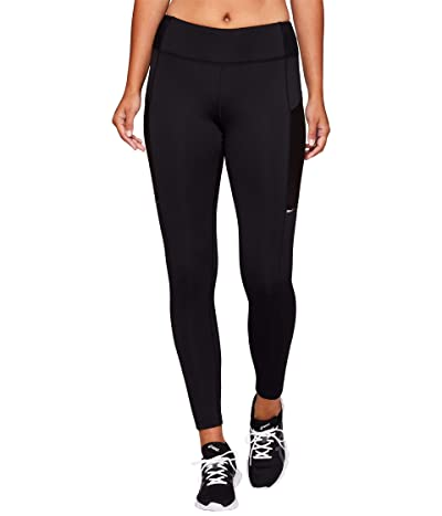 ASICS Thermopolis Winter Tights (Performance Black/Performance Black) Women