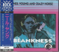 Blankness ... Neil Youn And Crazy Horse