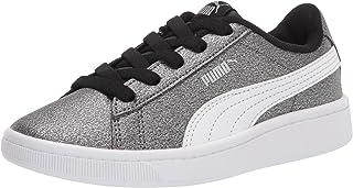 PUMA Unisex-Child Vikky 2 Glitz 2 Slip on Sneaker