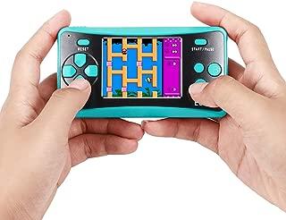 easegmer Handheld Games Console Pocket Player Built-in 200 Games, 2.5