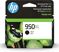 HP 950XL | Ink Cartridge | Black | Works with HP OfficeJet Pro 251dw, 276dw, 8100, 8600 Series | CN045AN