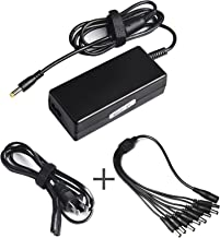 New 12V 5A 60W DC Power Supply With a 8 Way CCTV Power Splitter Cable For CCTV Cameras,LED Srip Light