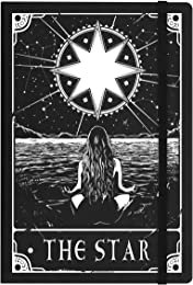 Deadly Tarot Carnet A5 The Star Cahier relié 14 x