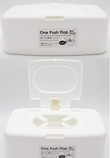 Wipe Container Box for Face Cleaning Wipe Small Travel Size-Wet Tissue Plastic Case Refill