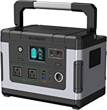 Best suaoki 400wh portable solar generator Reviews