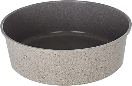 Neoflam 1632/A.WM Rounded Ceramic Oven Dish, 24 cm – Beige