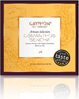 Gryphon Osmanthus Sencha, 20 Count