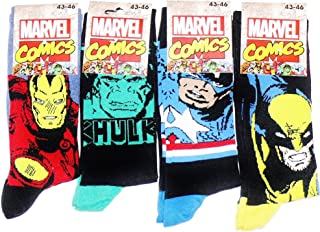 Calcetines Marvel