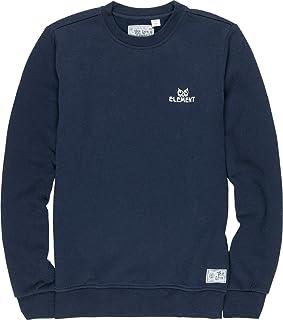 Element in The Owl Sweatshirt in Eclipse Navy