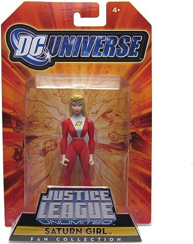 DC Universe Justice League Unlimited Exclusive Action Figure Saturn Girl