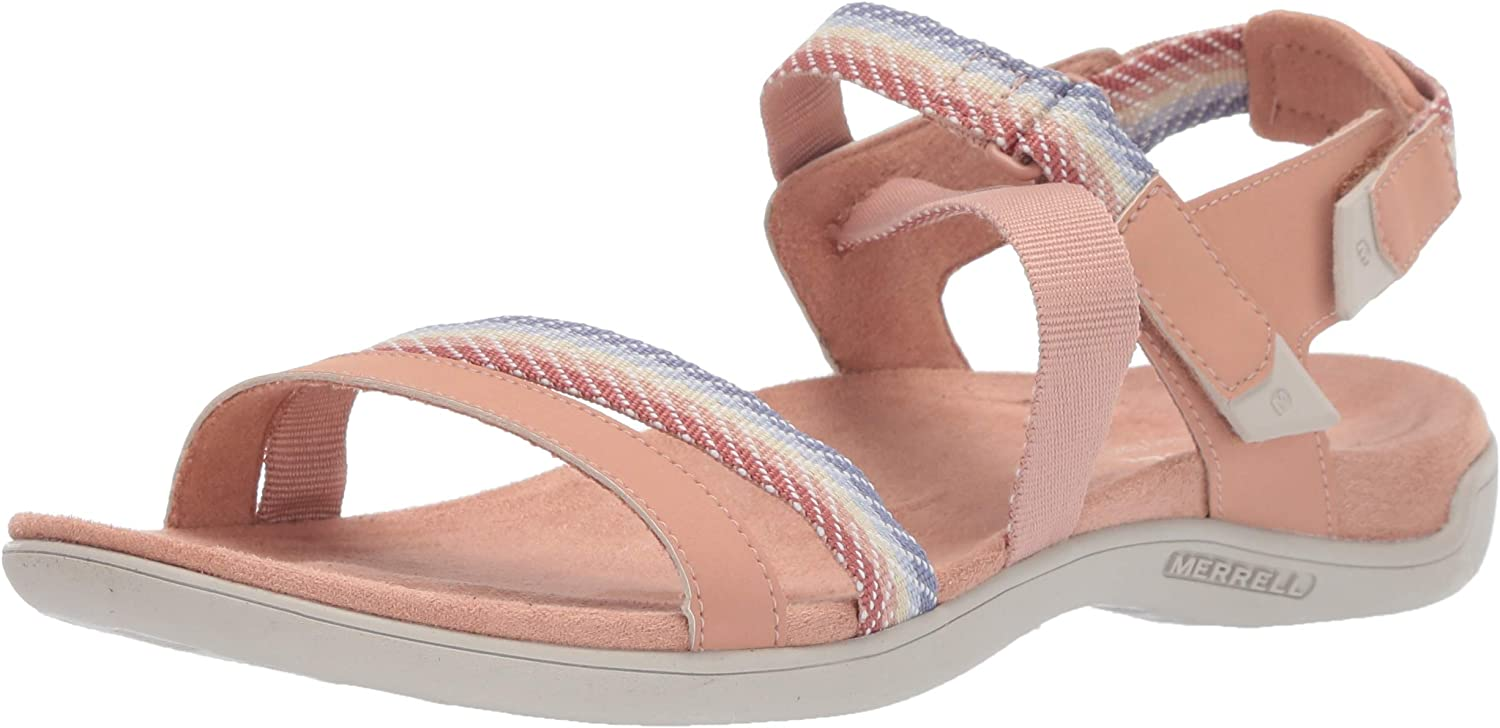 Damen District Mendi Backstrap Slingback Sandalen