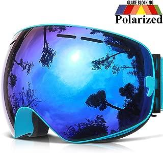 polarised snowboard goggles
