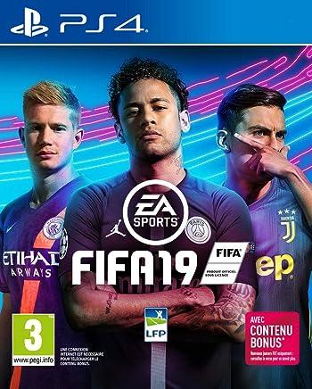 Fifa 19 by EA Sports Region 2 - PlayStation 4