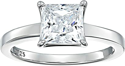 Best fake diamond solitaire rings Reviews