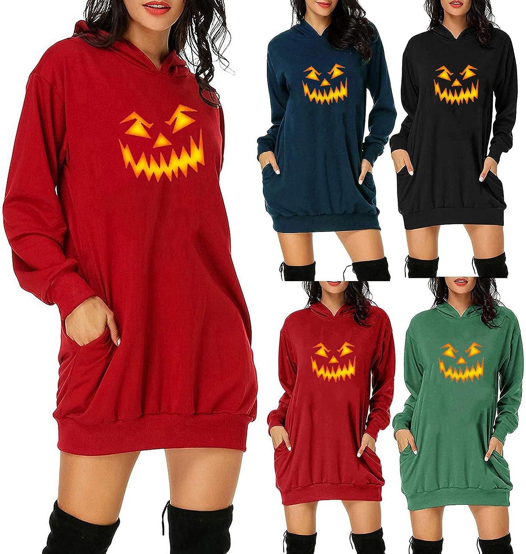 HonpraD gift Women Long Fleece Sweatshirt Fit Loose Today's only Blous Sleeve
