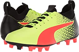 Fizzy Yellow/Red Blast/Puma Black