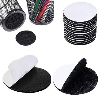 1//2 pollici x 9,3 piedi x 1//16 pollici striscia magnetica con nastro adesivo bianco Sourcingmap