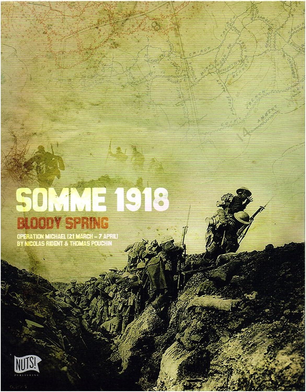Somme 1918 - Bloody Spring B0741BBRX6 Spielen Sie das Beste   Niedriger Preis und gute Qualität