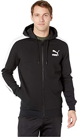Classics T7 Logo Full Zip Hoodie Fleece