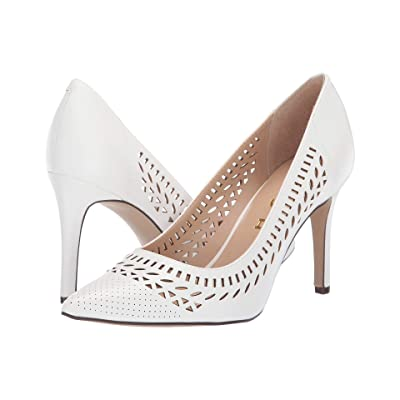 Unisa Spoke (White) High Heels