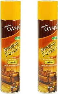 Enviro Oasis Furniture Polish Spray - 300 ml (Pack Of 2)