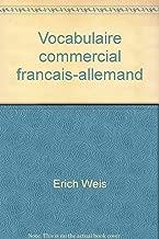 francais commercial vocabulaire