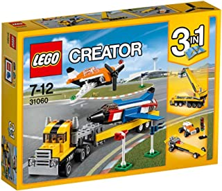 Lego Technic Airshow Aces Building Toy - 31060
