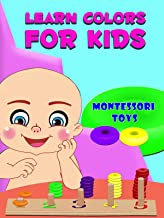 Learn Colors For Kids - Montessori Toys