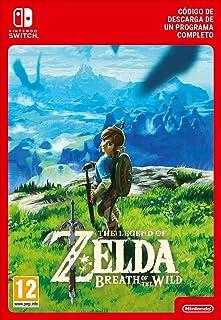 comprar comparacion The Legend of Zelda: Breath of the Wild | Nintendo Switch - Código de descarga