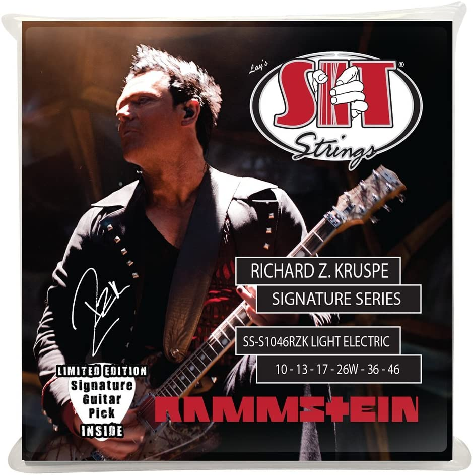 SIT Oklahoma City Mall Strings Electric SRZK1046 Cheap sale Guitar