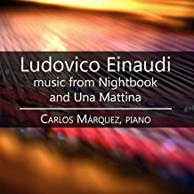 Ludovico Einaudi music from Nightbook and Una Mattina