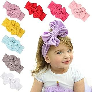 Baby Girl Toddler Newest Turban Headband Girl's Soft Headbands