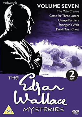 Edgar Wallace Mysteries - Volume 7 [DVD]