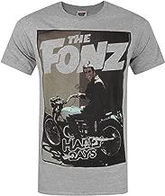 Official Happy Days The Fonz Men's T-Shirt