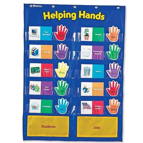 Preschool job chart amazon com