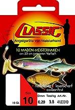 Storfisk fishing /& more 10-40 St/ück fertig gebundene Feederhaken Brassenhaken zum Friedfischangeln