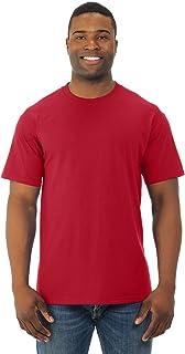 Fruit of the Loom 5 Oz., 100% Heavy Cotton Hd T-Shirt (3931)- Black,Small