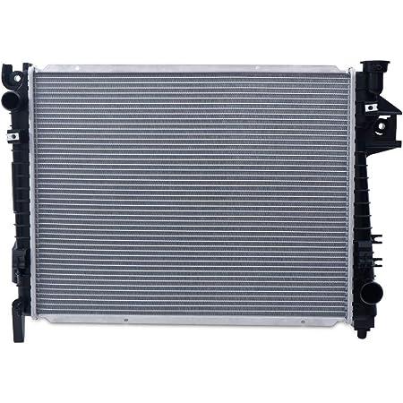 Automotive Radiators Aluminum Radiator Compatible For Dodge Ram ...