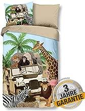 Baby Bettwäsche Jungle Book Dschungelbuch Mogli 100 x 135 cm 100/% Baumwolle
