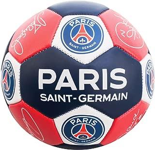 Paris Saint Germain FC Official Nuskin Signature Soccer Ball (Size 3)