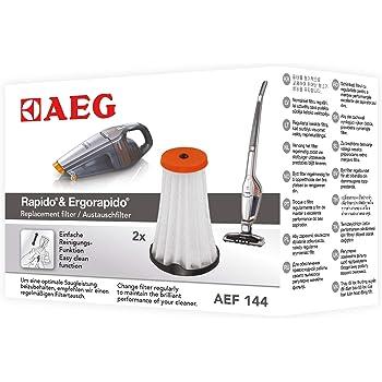 Innenfilter AG35POWER 2x Staubsaugerfilter für AEG AG3213 AG35X