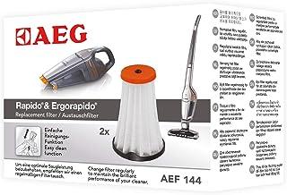 Aeg AEF144 Filtr Wymienny Do Rapido & Ergorapido CX7-1, 2 Sztuki