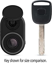 Garmin Dash Cam Mini, Car Key-Sized Dash Cam, 140-degree Wide-Angle Lens, Captures 1080p HD footage,Very Compact with Automatic Incident Detection and Recording