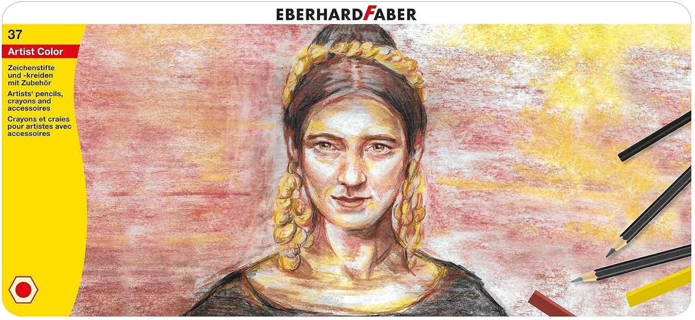 Eberhard Faber Faber Faber 516937 - Zeichenset Artist Farbe, 37 teilig B077BZVLH8 | Großhandel  413b30