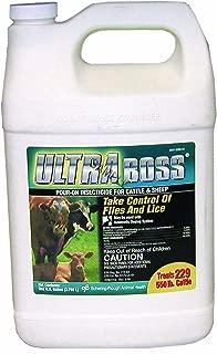 Merck Ah Cattle D 176299 Ultra Boss Pour On
