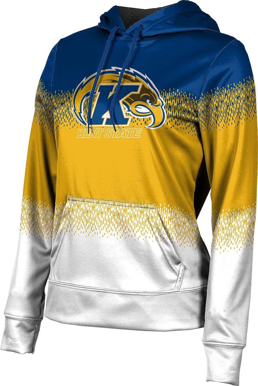 ProSphere Kent State University Girls' Pullover Hoodie, School Spirit Sweatshirt (Drip)