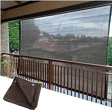 PENGFEI Schaduwdoek Sunblock Shading Net, Hek Privacy Netten, Isolatie Koeling Winddicht voor Outdoor Courtyard Tuinieren ...