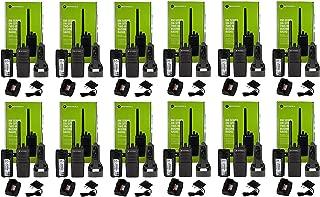Qty 12 Motorola RMV2080 VHF 2 Watt 8 Channel High Power Business Radio