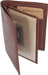Katana Cartera para Pasaporte, marrón (Marrón) - 753096